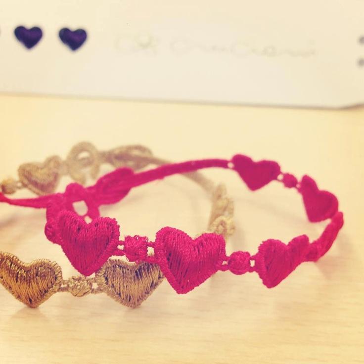 Cruciani bracelets Italy