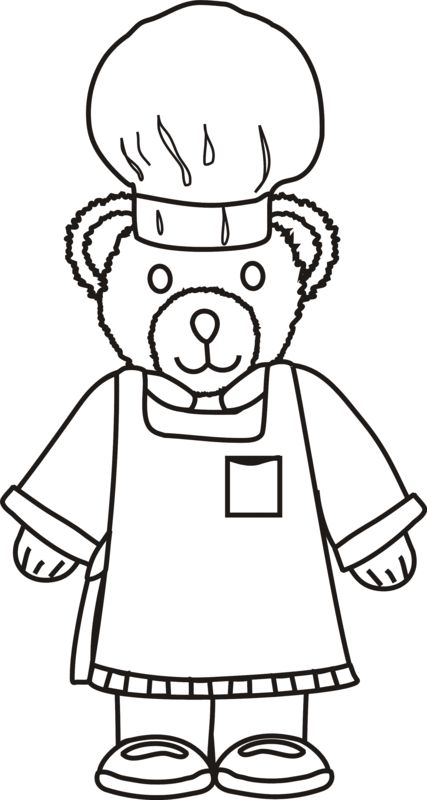 41 best Chefs images on Pinterest Coloring pages Kitchen and