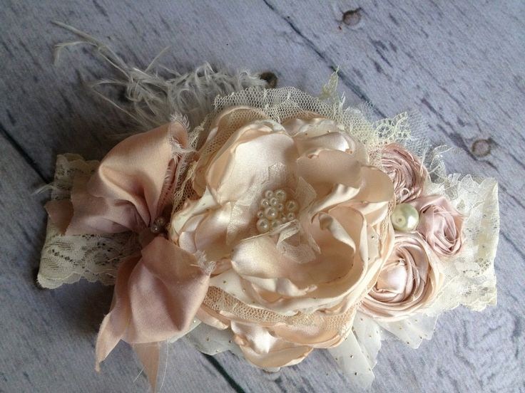 Music Box Dancer headband - Cozette Couture
