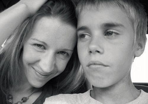 Justin Bieber e Pattie Malette AMORES