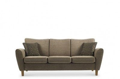 Malin modulsofa sofa couch norwegian design brunstad 3 seat brown fabric system+ www.helsetmobler.no