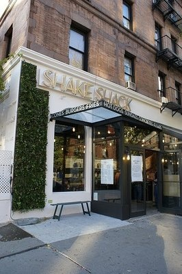 Shake Shack - 366 Columbus Ave (between 77th St & 78th St), New York, NY 10024 (Neighborhood: Upper West Side)