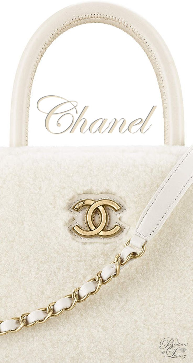 Brilliant Luxury by Emmy DE ♦Chanel Bowling Bag FW 2016/17
