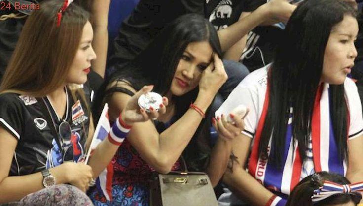 Aksi Banci Thailand Serbu SEA Games 2017
