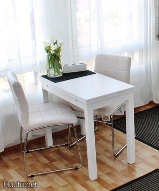 Pienen tilan ruokapöytä #Huutonet
