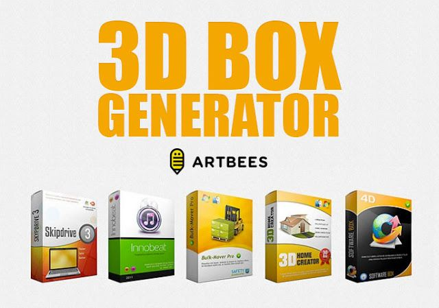 Download 3d Box Generator For Photoshop 7 Designs Https Ift Tt 2iafyvl Web Design Tools Photoshop Free Stationery