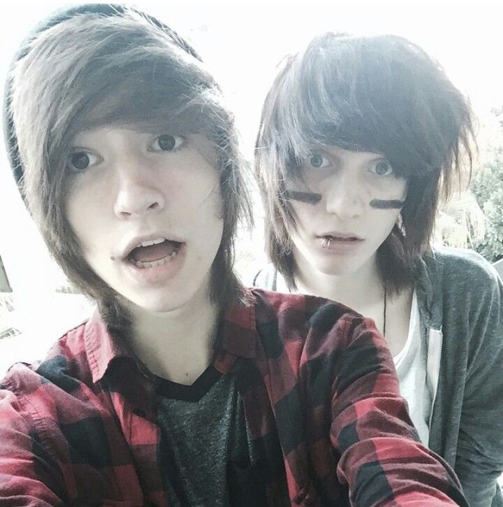 Kyle David Hall and Johnnie Guilbert, my two favorites!!! ❤️