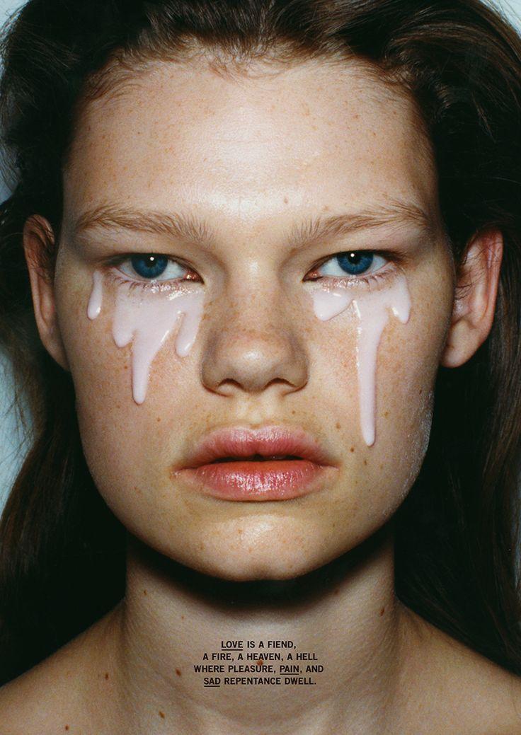 Cry, Death by Rikako Nagashima #fashion #photography