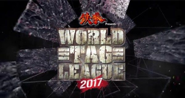 An article that's updated every day, also containing a preview for each team, and more. This is the NJPW World Tag League 2017 Results and Predictions.