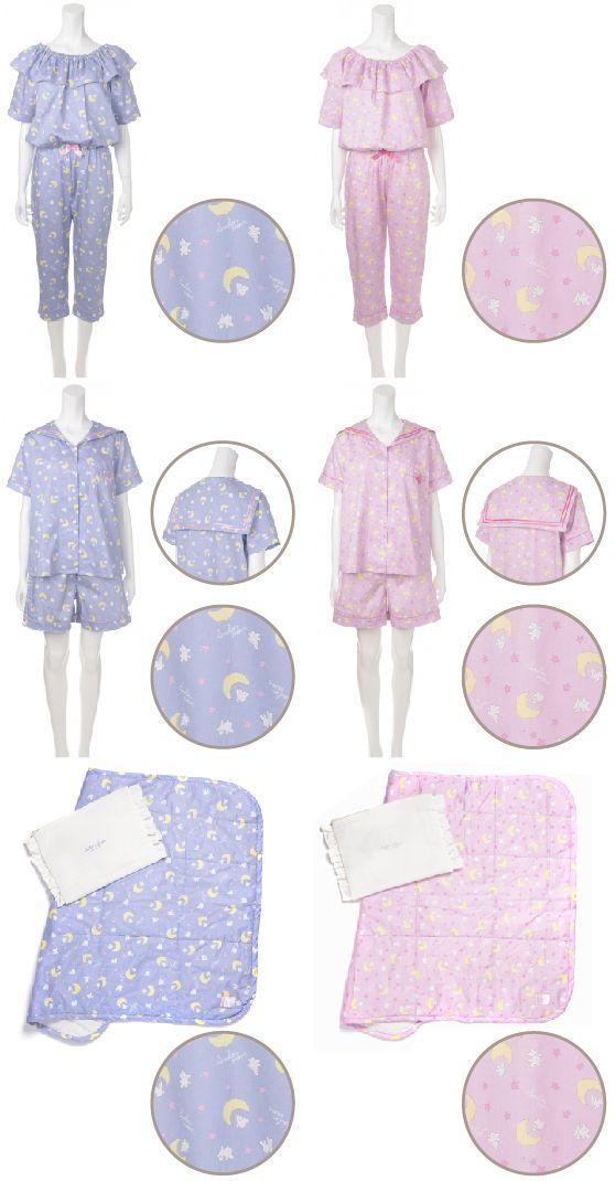 """sailor moon"" ""sailor moon merchandise"" ""sailor moon toys"" ""sailor moon collaboration"" ""sailor moon narue"" ""sailor moon collectibles"" ""sailor moon isetan"" ""sailor moon pajamas"" ""sailor moon pjs"" ""sailor moon blanket"" anime japan fashion pajamas ""room wear"" shop"