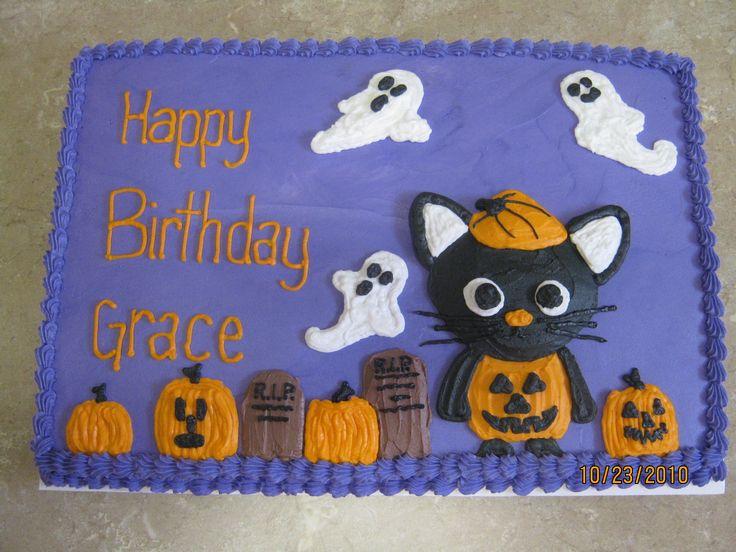 Katzenkuchen   – Arabella's birthday