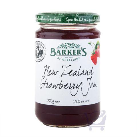 New Zealand Strawberry Jam – Barker's of Geraldine – 370g | Shop New Zealand