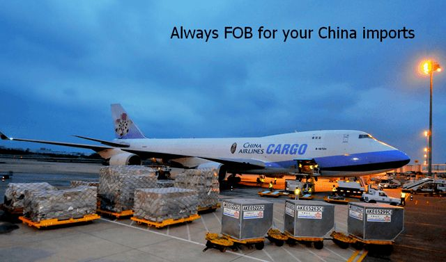 Why You Should Always Choose FOB Shipping With Your Supplier?