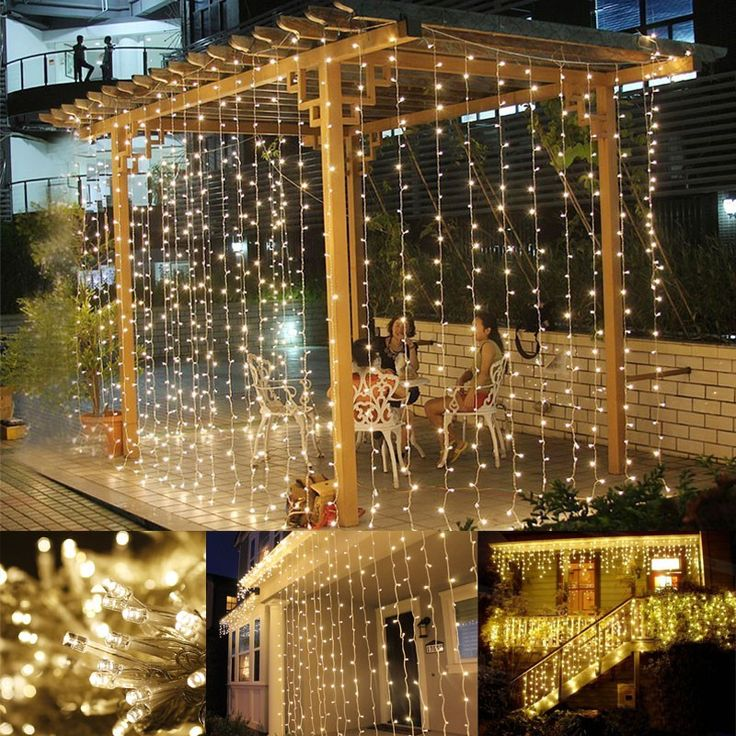 Light Ropes And Strings 17 Best Lightingever Christmas And Wedding Lighting Images On