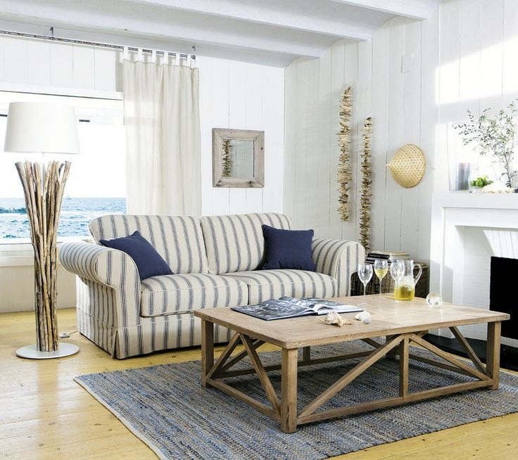Beach Living Room Furniture   ... Part Of 13 In The Series Cool Sea