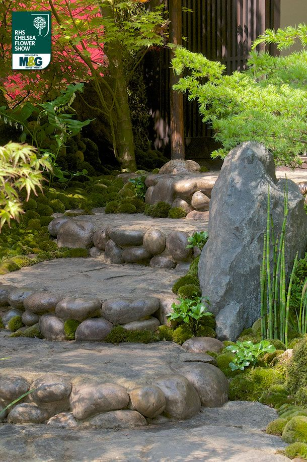 RHS Chelsea Flower Show   Artisan Garden   Togenkyo U2013 A Paradise On Earth  Ishihara Kazuyuki