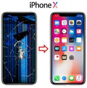 timeless design 0a13d a75a0 iPhone X Repair in 2019 | broken phoness | Iphone repair, Mobile ...