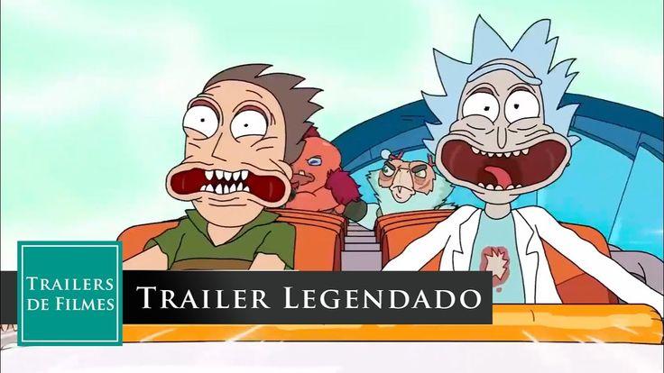 Rick and Morty - Temporada 3 - Trailer Legendado