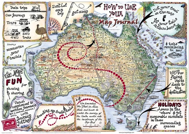 Australia travelling