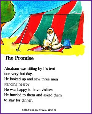 The Promise - Abraham and Sarah