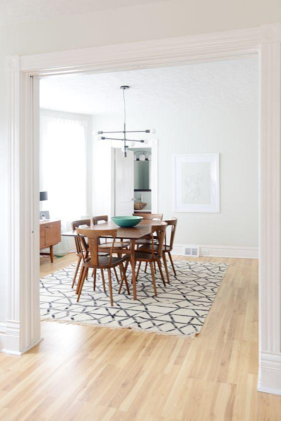 25+ best ideas about Mid century modern dining room on Pinterest ...