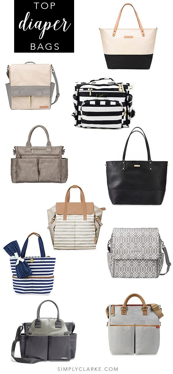 Top Diaper Bags from buybuy BABY - by Simply Clarke