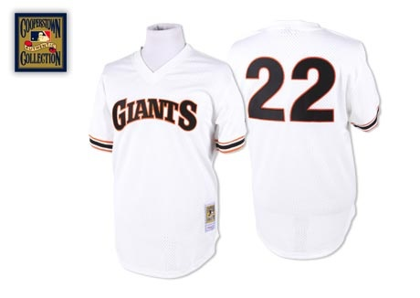 390b55448ac ... Will Clark 1989 Authentic Mesh BP Jersey San Francisco Giants - Shop  Mitchell Ness MLB Authentic ...
