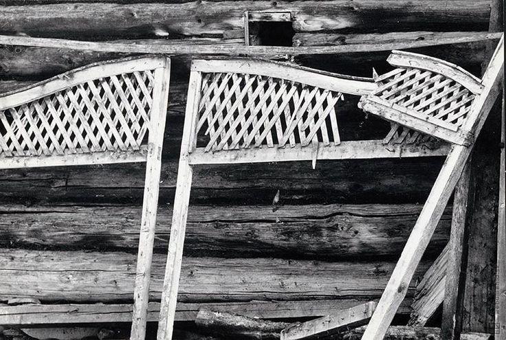 Martin Martinček: Drevené detaily V.:1964 - 1972