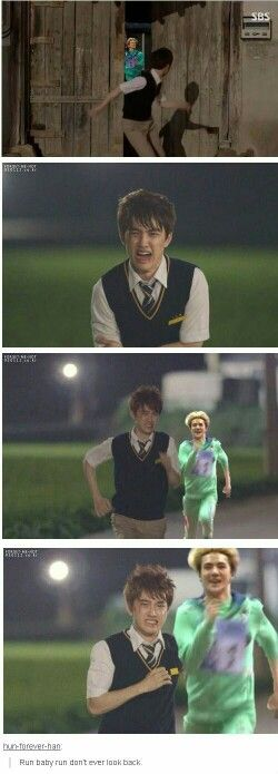 I laughed way too hard