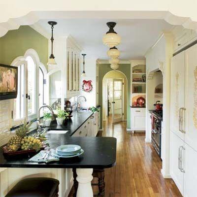 Pretty kitchen colors