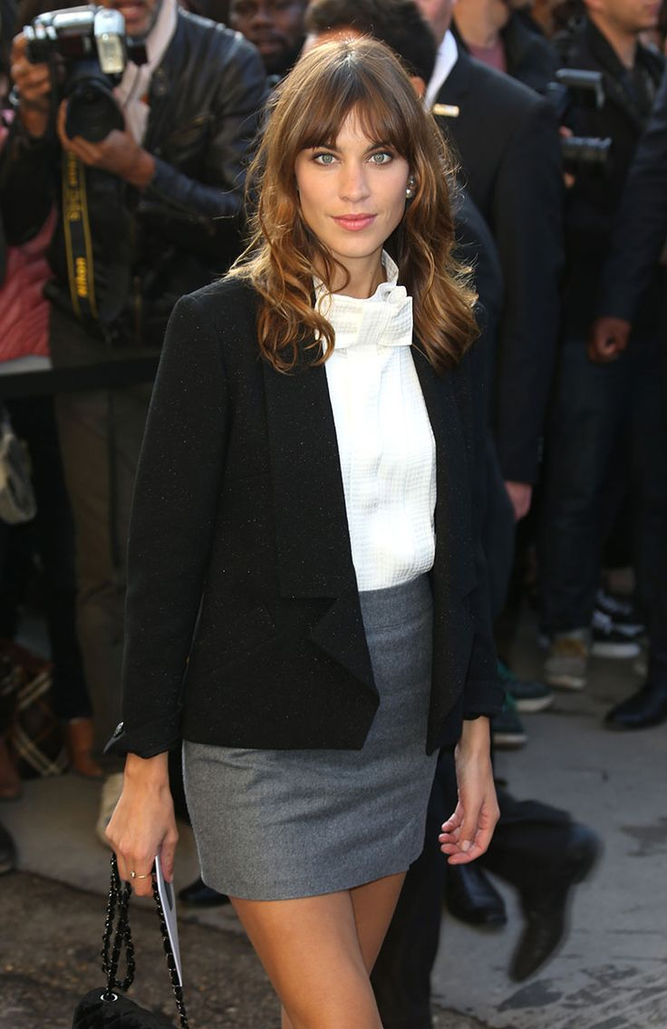 Alexa Chung - Photo: Getty Images