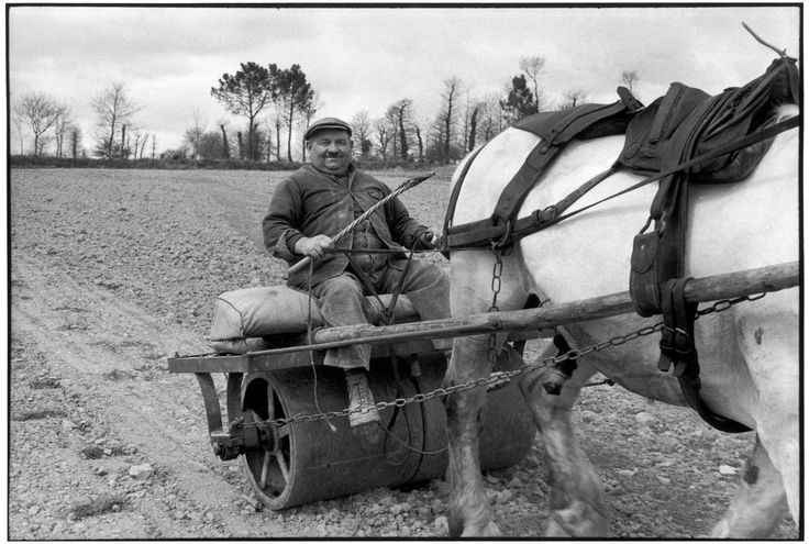 Henri Cartier-Bresson Region of Basse-Normandie