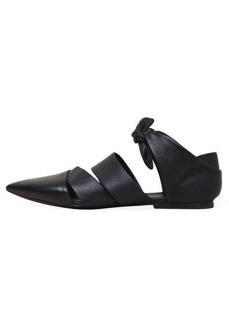 Proenza Schouler Leather Straps Flat