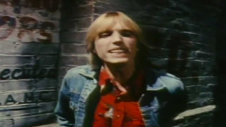 """Tom Petty and the Heartbreakers - """"Refugee"""" (Official Music Video - HD 1...~he is one who is worth seeing live..."""