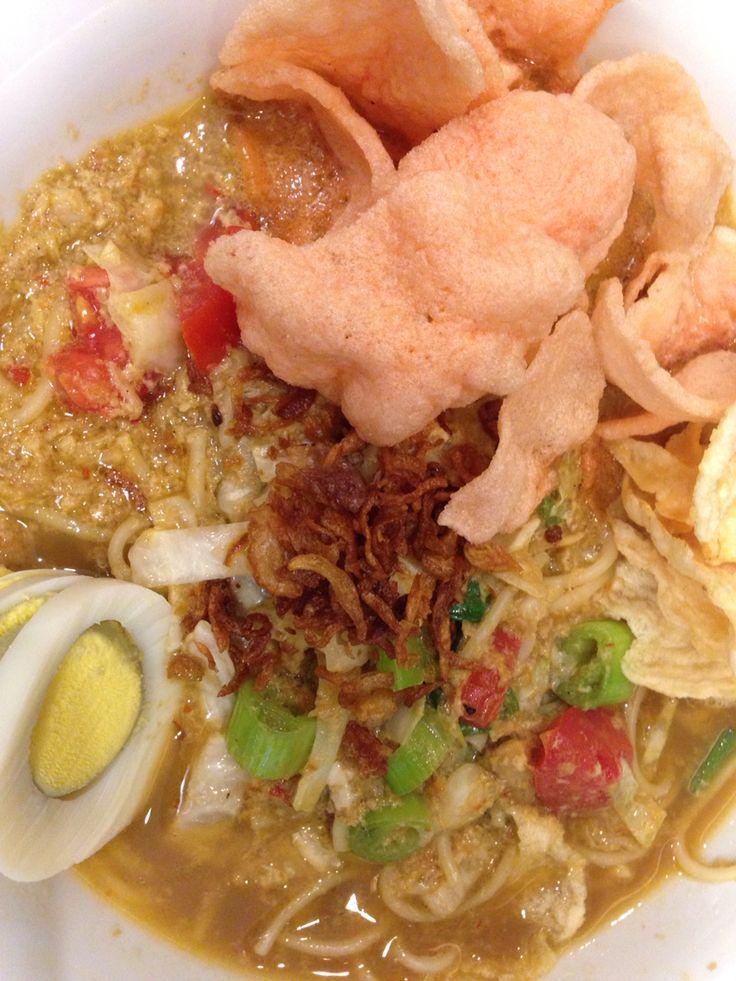 Mie Tek Tek Indonesian Food