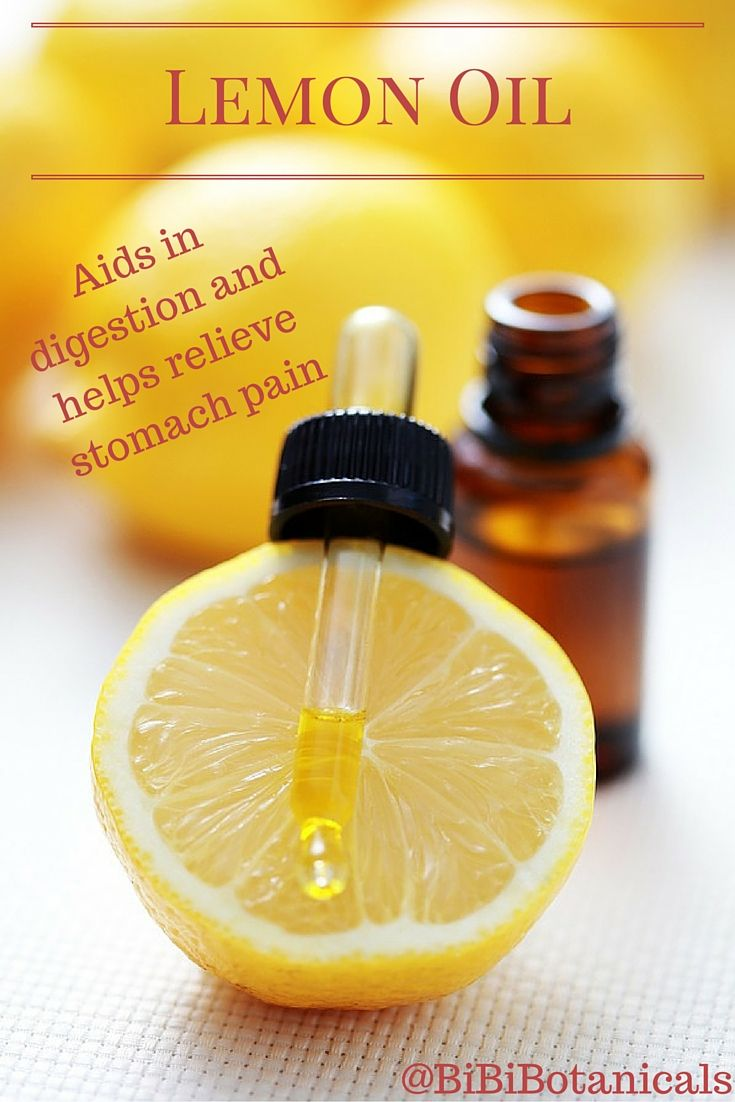 Concentrated Lemon Oil is great for the stomach! Be sure to check us out on Instagram for more awesome health facts!