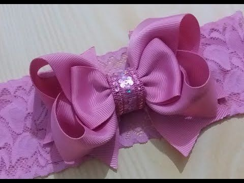 Mini Boutique com fita N° 5 - Aula 173 - YouTube
