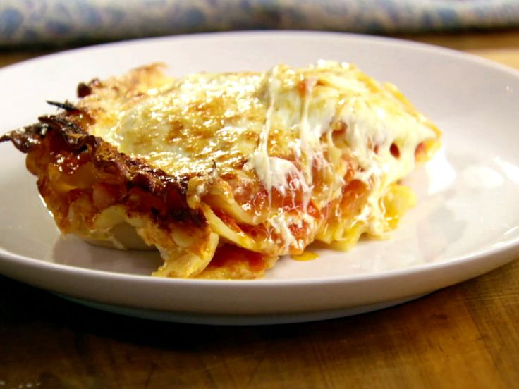 Old School Lasagna With Bolognese Sauce Recipe Pasta