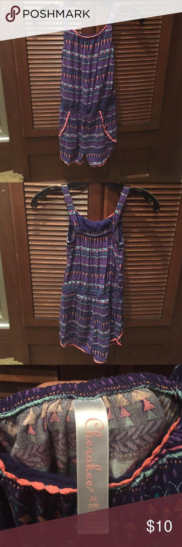 Cherokee girls jumper size 7/8 Cute Cherokee brand girls jumper size 7/8 Cherokee Dresses