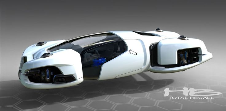 FLYING HOUSE: Flying Car and Hover Car