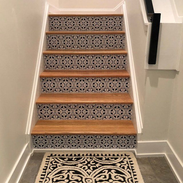 Pin On Stair Riser Stickers