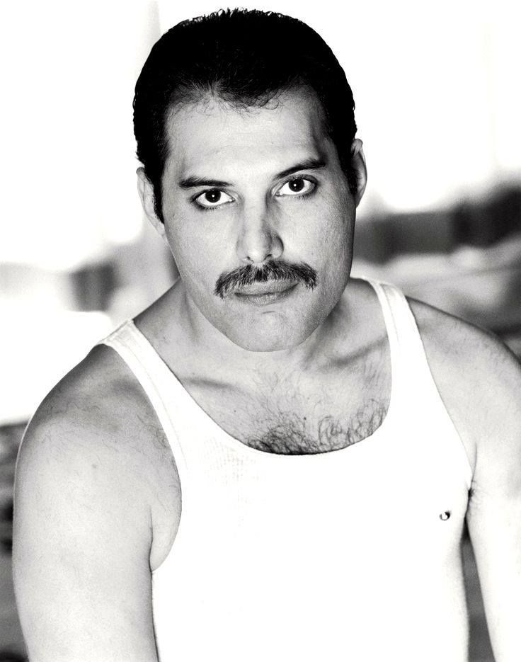 Freddie Mercury...Lead singer of Queen, died November 24, 1991. In my opinion, one of the best music performers of all time!