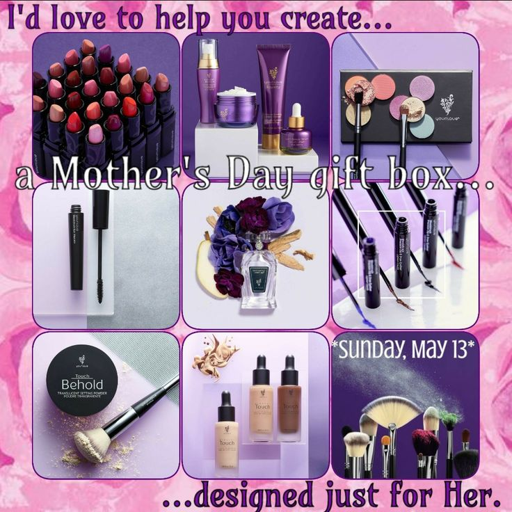 Get her what she really wants: Younique high-end cosmetics & skin care are  hypoallergenic, chemical and cruelty-free, mineral-based, long-lasting &  come ...