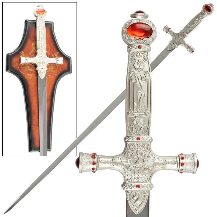 This stunning replica of Godric Gryffindor's Sword is a ...