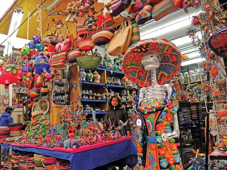 Mercado de la ciudadela Mexico DF