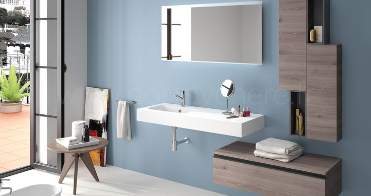 9 best meubles de salle de bains les essentiels par porto venere images on pinterest. Black Bedroom Furniture Sets. Home Design Ideas