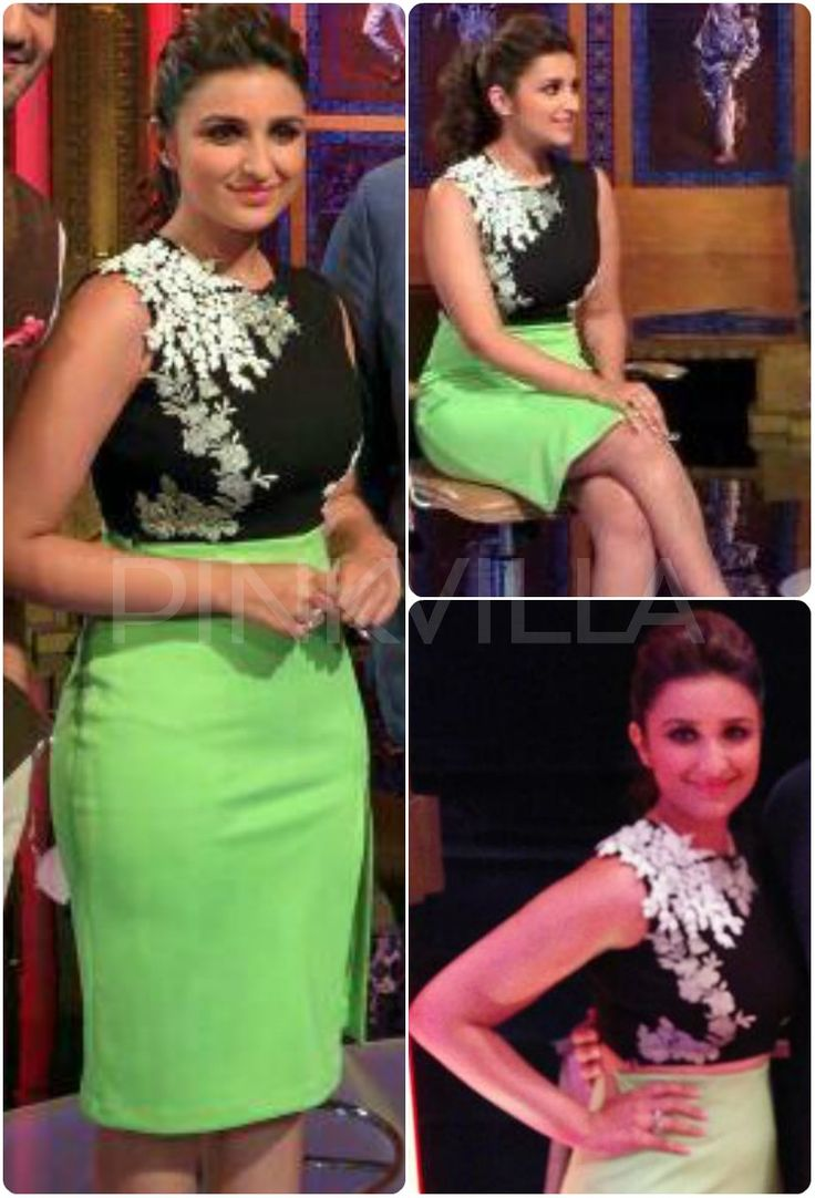 Parineeti Chopra in Ridhi Mehra: YaY or NaY?