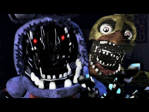 BONNIE AND CHICA ARE BACK! | Five Nights at Freddy's 2 - Part 2 - YouTube