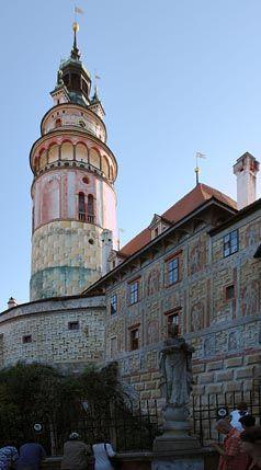 český krumlov věž - Hledat Googlem