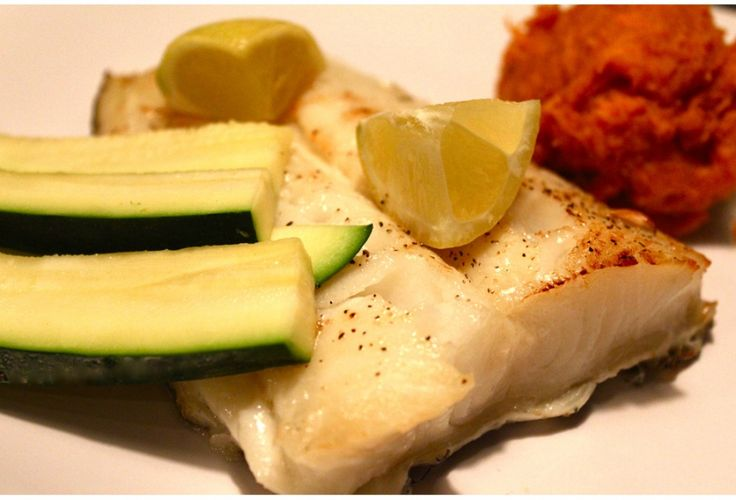 Broiled Chilean Sea Bass Recipe - Cooking With Brett and Lena Coleman